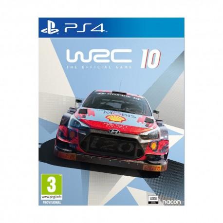 WRC 10-ps4