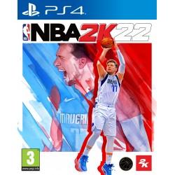 NBA 2K22-ps4