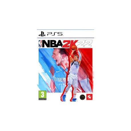 NBA 2K22-ps5