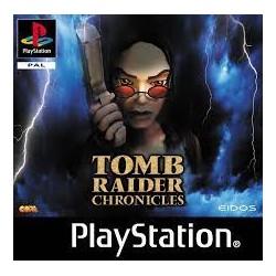 Tomb Raider Chronicles-ps1-bazar