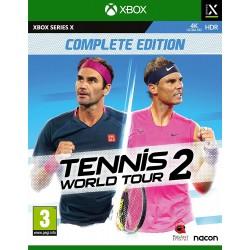 Tennis World Tour 2 Complete Edition-xsx