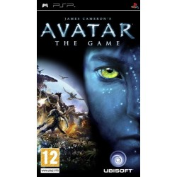 James Camerons Avatar: The Game-psp-bazar