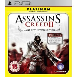 Assassins Creed 2 GOTY-ps3