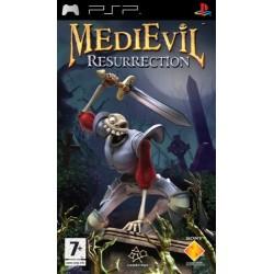 Medievil Ressurection-psp-bazar