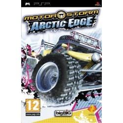 MotorStorm: Arctic Edge-psp-bazar