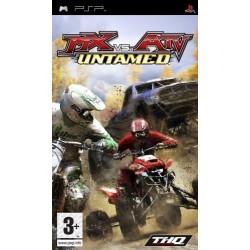 MX vs. ATV Untamed-psp-bazar
