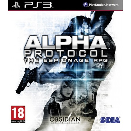 Alpha Protocol-ps3