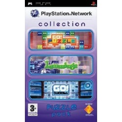 PlayStation Network Collection: Puzzle-psp-bazar
