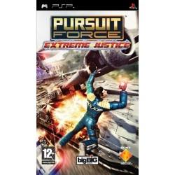Pursuit Force Extreme Justice-psp-bazar