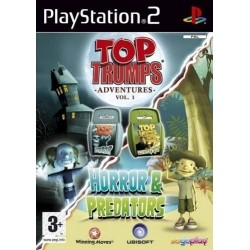 Top Trumps Horror and Predators-ps2