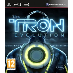 Tron: Evolution-ps3-bazar