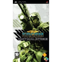 SOCOM U.S. Navy SEALs Tactical Strike-psp-bazar