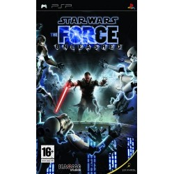 Star Wars The Force Unleashed-psp-bazar