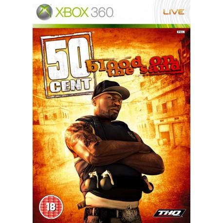 50 Cent: Blood on the Sand-x360-bazar