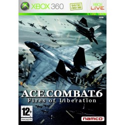 Ace Combat 6: Fires of Liberation-x360-bazar