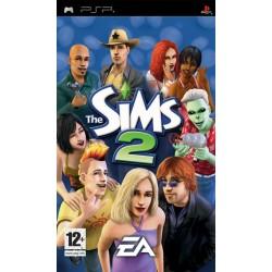 The Sims 2-psp-bazar
