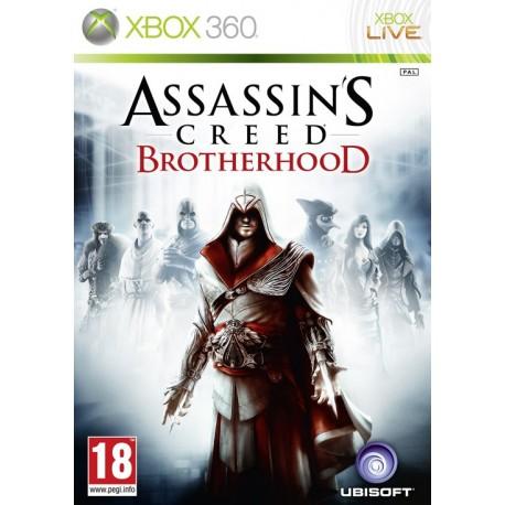 Assassins Creed: Brotherhood-x360-bazar