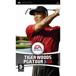 Tiger Woods PGA Tour 08-psp-bazar