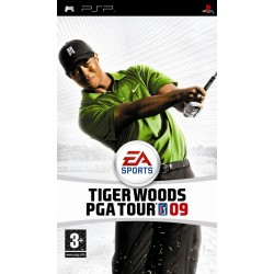 Tiger Woods PGA Tour 09-psp-bazar