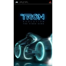 Tron: Evolution-psp-bazar