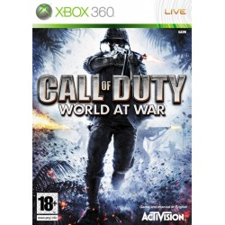 Call of Duty  World at War-x360-bazar