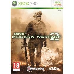 Call of Duty: Modern Warfare 2-x360
