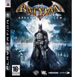 Batman: Arkham Asylum-ps3-bazar