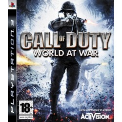 Call of Duty 5 World at War-ps3