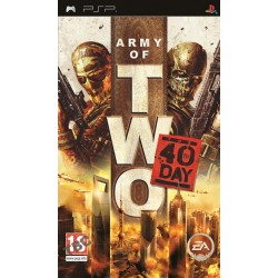 Army of Two: The 40th Day-psp