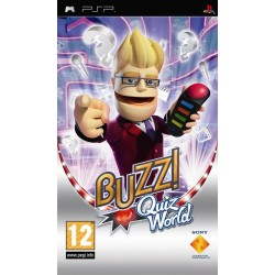 Buzz: Quiz World CZ-psp